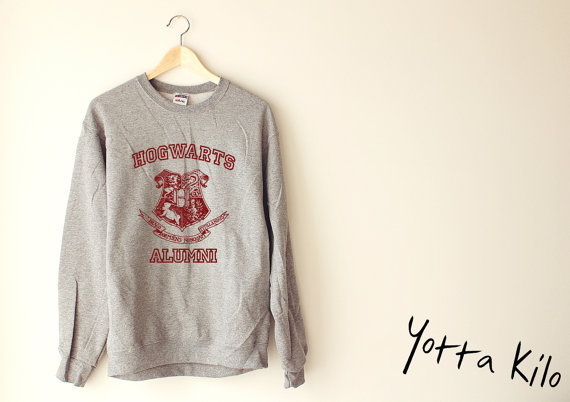 Unisex Sweatshirt - Harry Potter - Hogwarts