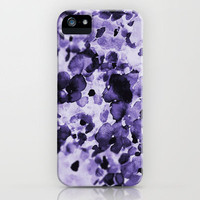 Delft Blue Floral iPhone Case by Amy Sia | Society6