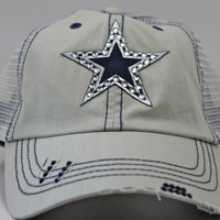 Dallas Cowboys Mesh Trucker Hat