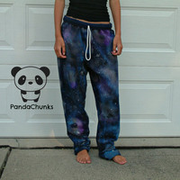 GALAXY PANTS size large