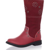 umi Kid&#x27;s Chaarm Tall Boot (Toddler/Little Kid) at MYHABIT