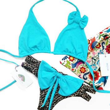 Brazilian Bow Bikini Set
