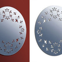 Matching Mirror by Frederik Roijé for Goods - Free Shipping