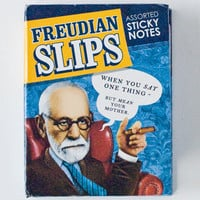 Freudian Slips - Sticky Notes :: Home & Office :: the mental_floss store