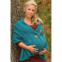 Maternity Cardigan - Simone Layne Cap Sleeve Maternity Sweater Cardigan