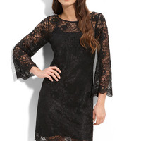 Laundry by Shelli Segal Lace Shift Dress | Nordstrom