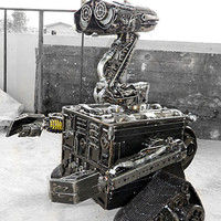 WallE by Kreatworks on Etsy