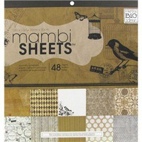 12&quot; x 12&quot; Bird Cage Vintage Specialty Cardstock | Shop Hobby Lobby