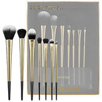 Sephora: Collector's Edition Premium I.T. Brush Set : brush-sets-makeup-brushes-applicators-tools-accessories