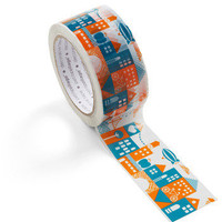 Stuck on this City Decorative Tape | Mod Retro Vintage Desk Accessories | ModCloth.com
