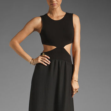 fLuXuS Neala Dress in Black from REVOLVEclothing.com