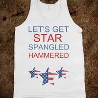 Let's get star spangled hammered - The Kay Designs