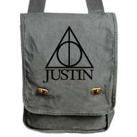 Harry Potter Messenger Bag Custom and Personalized Just for You