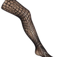 Oasis Shop | Black Lace Tights | Womens Fashion Clothing | Oasis Stores UK