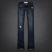 Hollister Boot Jeans