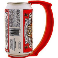 Instant Beer Stein Can Grip Handle: Amazon.com: Kitchen &amp; Dining