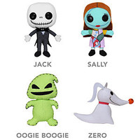 Nightmare Before Christmas Mini Plush