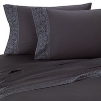 Palais Royale Medallion Sheet Set, 100% Cotton, 300 Thread Count - Bed Bath & Beyond
