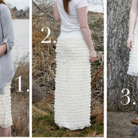 ~Ruffles And Stuff~: 3-Way Skirt/Dress Tutorial