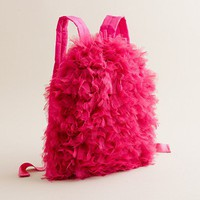 Girl&#x27;s jewelry &amp; accessories - bags - Girls&#x27; tulle-around backpack - J.Crew