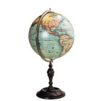 One Kings Lane - The Den - Authentic Models Vaugondy Globe