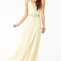 Siobhan Maxi Dress - Cream