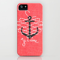 Je t&#x27;aime iPhone Case by Andrei Robu | Society6