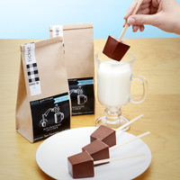 Hot Chocolate on a Stick from FredFlare.com