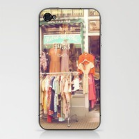 Vintage Shop Phone Skin by PetekDesign | Society6