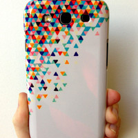 "Samsung Galaxy S3 Case - ""Funfetti 2: Electric Boogaloo"" - unique Samsung Galaxy S3 Case, hipster Samsung Galaxy S3 Case"