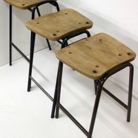 High Stools from Jamie Ward Furniture | Made By Jamie Ward Furniture | 300.00 | Bouf