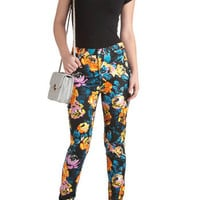 Mink Pink How Pop Art Thou? Pants | Mod Retro Vintage Pants | ModCloth.com