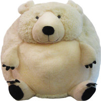 Squishable Polar Bear: An Adorable Fuzzy Plush to Snurfle and Squeeze!
