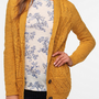 Coincidence &amp; Chance Mixed Stitch Classic Cardigan