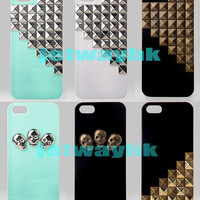 Skull/Studded Iphone 5 Case