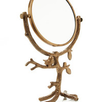 ideeli | THREE HANDS Mirror on Tree Branch