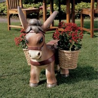 Outdoor Planter | Pancho the Burro