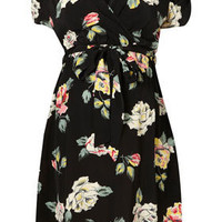Maternity Floral Wrap Dress - New In This Week - New In - Topshop USA