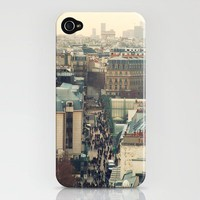 Paris Rooftops iPhone Case by PetekDesign | Society6