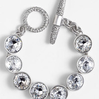 Juicy Couture &#x27;Glam Rocks&#x27; Station Bracelet | Nordstrom