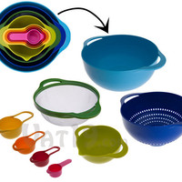 Nest 8 : Joseph Joseph&#x27;s nesting kitchenware