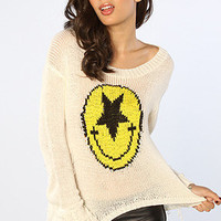 The Evil Face Sweater