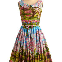 Scene and Believed Dress | Mod Retro Vintage Dresses | ModCloth.com