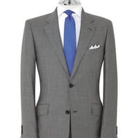 Wentworth Regular Fit 2-Button Grey Suit | T.M.Lewin