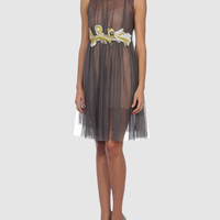 REDValentino Women - Dresses - Short dress REDValentino on YOOX United States