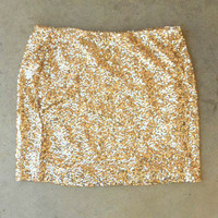 Sparkling Autumn Skirt [3491] - $34.00 : Vintage Inspired Clothing &amp; Affordable Fall Frocks, deloom | Modern. Vintage. Crafted.