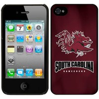 South Carolina Gamecocks iPhone 4/4S Shell Case