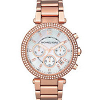 ROSE GOLDEN - WATCHES - WATCHES & JEWELRY - Michael Kors