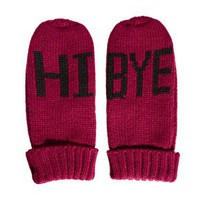 ASOS Hi Bye Mitten at asos.com
