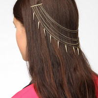 Double Draped-Chain Bobby Pin Follow me @abbazaba ENJOY!